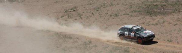 Porsche remporte le Transsyberia 2008