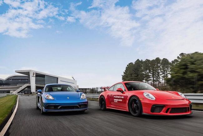 Le 8ème Porsche Experience Center s'installera en Italie