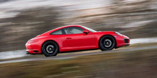 Porsche : nouvelle progression des ventes en 2015