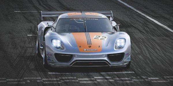 Porsche vise Ferrari au-delà de la 911