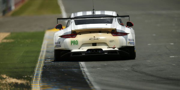 Porsche Motorsport : Walliser remplace Kristen