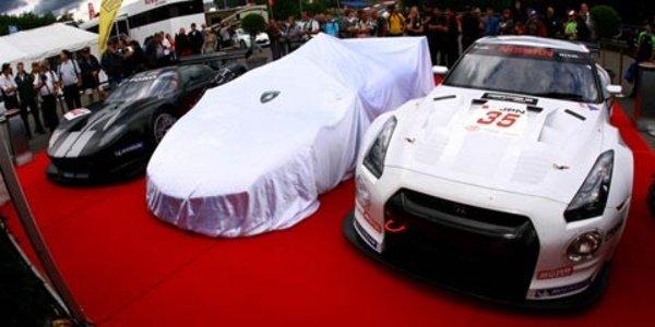 Présentation du FIA GT1 à Paris