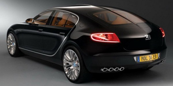 La Bugatti Galibier arrivera en 2012