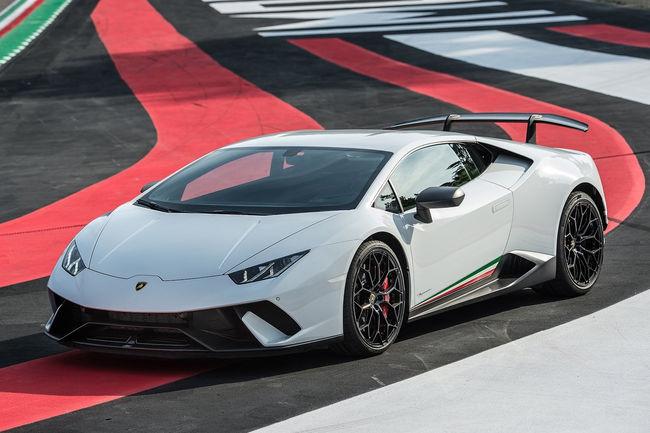 Production : nouveau cap important pour Lamborghini