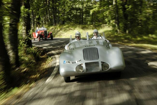 Goodwood : deux représentantes pour Audi Tradition