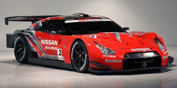 Programme sportif de Nissan en 2011