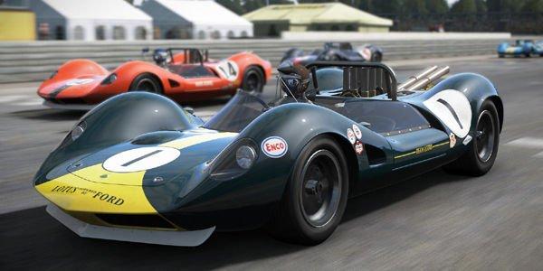 Un DLC spécial Lotus pour Project CARS