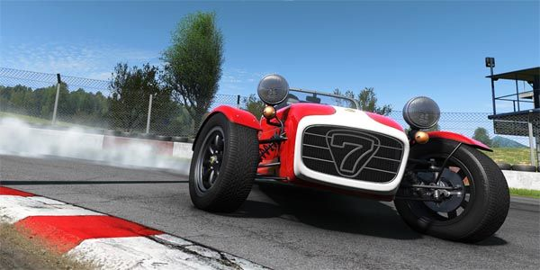 Project CARS arrive le 21 novembre