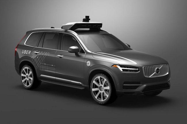 Véhicules autonomes : Volvo Cars et Uber s'associent