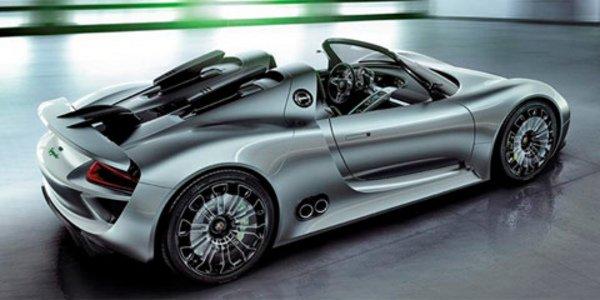 Porsche sur la voie de l'électrique