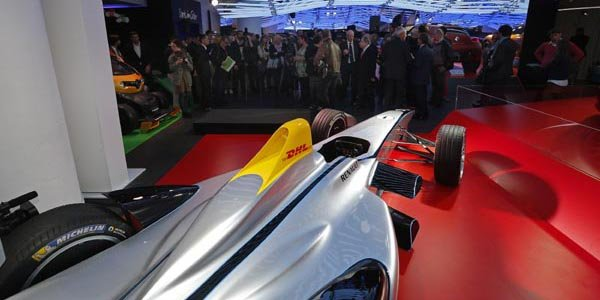 Prost et DAMS s'engagent en Formula E
