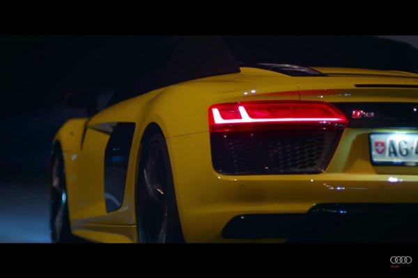 Pub : Audi revient au Mans