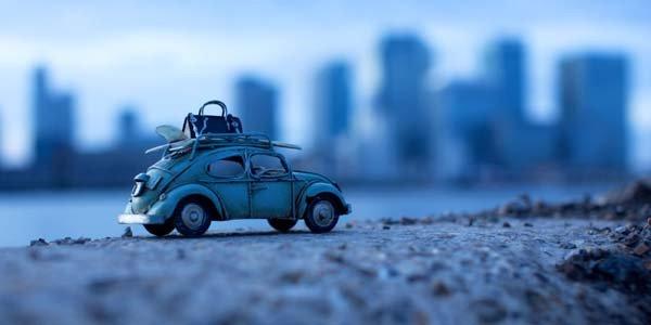 Quand les voitures miniatures prennent vie