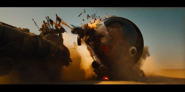 Quand Mario Kart croise la route de Mad Max