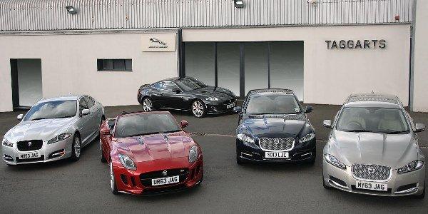 Quatre nouveaux modèles pour Jaguar