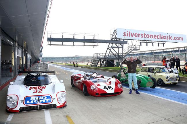 Silverstone Classic : quel moteur émet le plus beau son ?