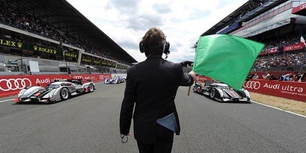 Le Mans : donnez le départ des 24H !
