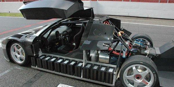 Quimera AEGT, supercar et électrique