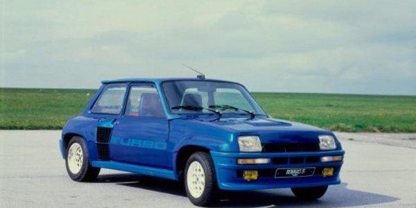 La Renault 5 Turbo fête ses 30 ans