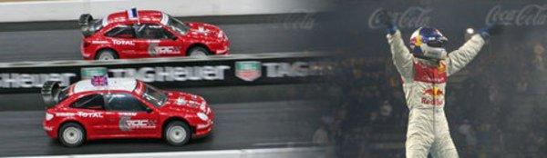 Race of Champions : déception pour Loeb