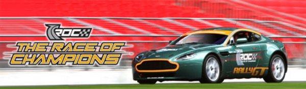La Race of Champions déménage à Wembley