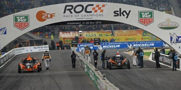Race of Champions, édition 2011