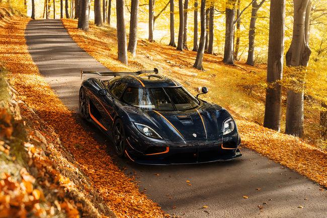 Koenigsegg : le nom du nouveau modèle connu ?