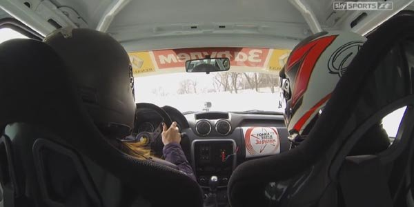 Kimi Raikkonen instructeur... ou presque