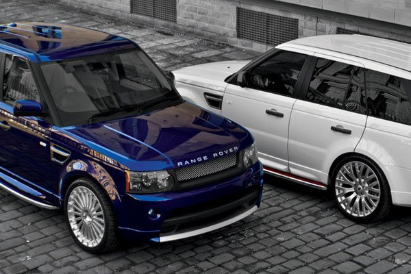 range rover sport signature edition actualit automobile motorlegend. Black Bedroom Furniture Sets. Home Design Ideas
