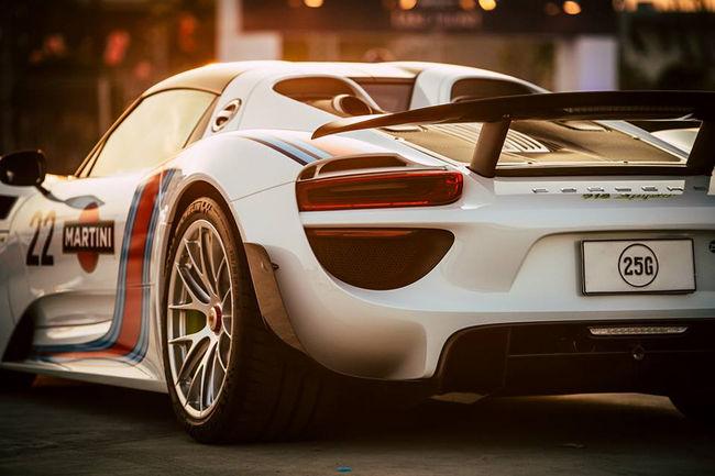Das Treffen : LE rassemblement Porsche thaïlandais