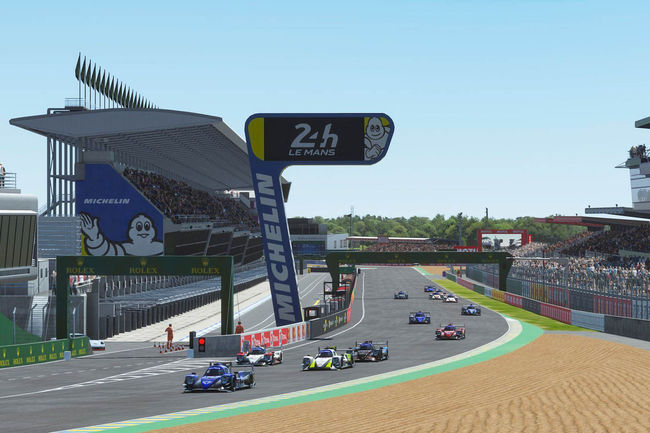 Rebellion Williams Esport remporte les 24 Heures du Mans Virtuelles