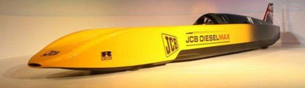 JCB Dieselmax : le plus rapide au monde