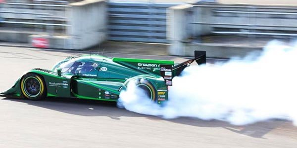 Record électrique pour Drayson Racing ?