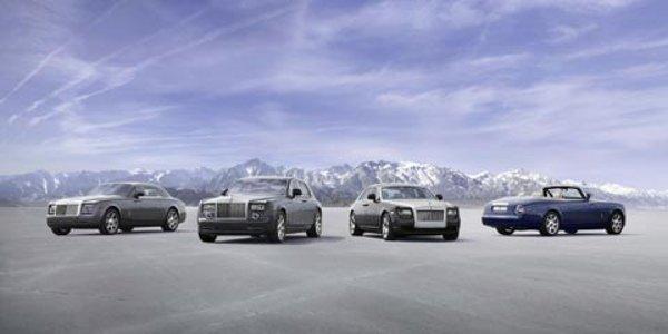 Ventes record pour Rolls-Royce