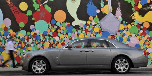 Rolls-Royce ne connait pas la crise