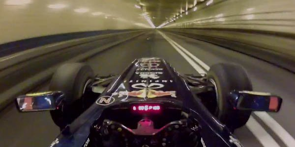 Red Bull Racing s'amuse au New Jersey