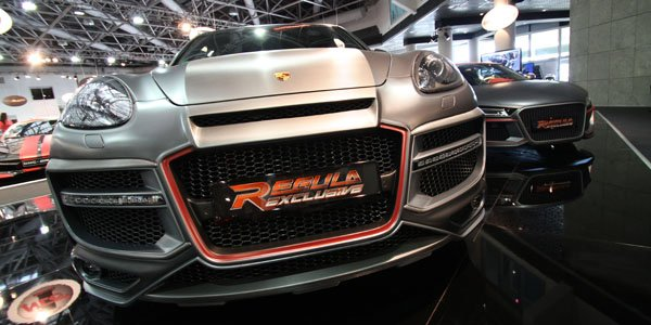 Top Marques Monaco 2014 : Regula Exclusive