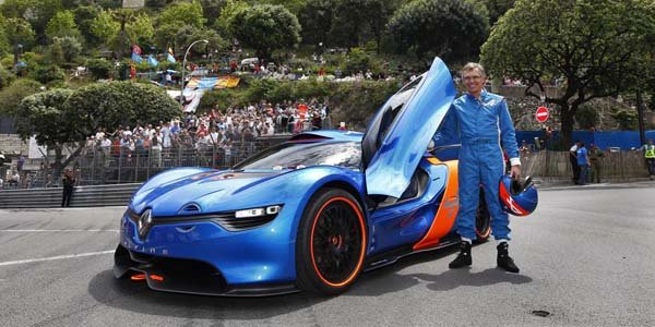 Renault à Goodwood : une grosse surprise