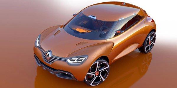 Renault Captur : Dezir des champs