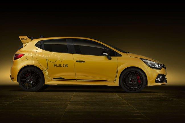 Concept Renault Clio R.S. 16 : 275 ch sous le capot