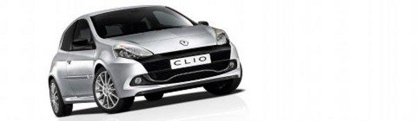 Genève : lifting pour la Renault Clio RS