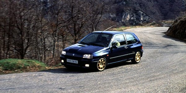 La Renault Clio Williams sur le retour ?