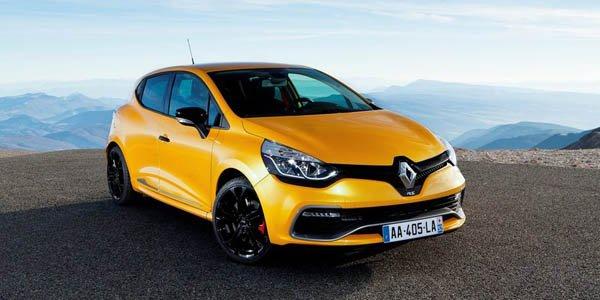 La Renault Clio R.S. à 24 990 euros