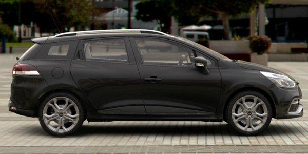 Renault Clio IV R.S. Estate : comme ça ?