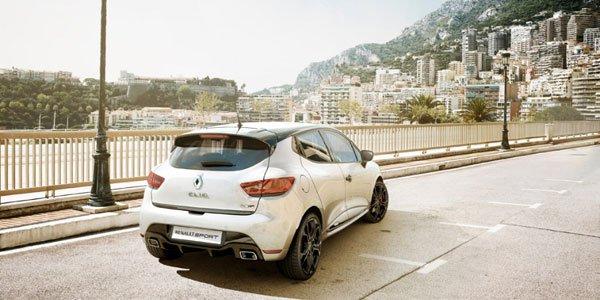 Genève 2014 : Renault Clio RS Monaco GP