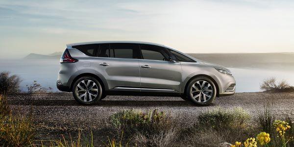 Le nouveau Renault Espace V en images