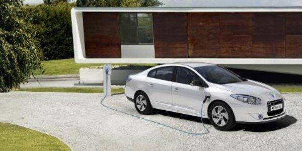 Renault Fluence ZE précommandes ouvertes