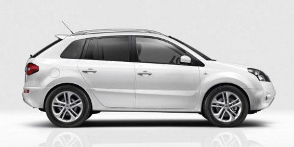 Renault Koleos White Edition