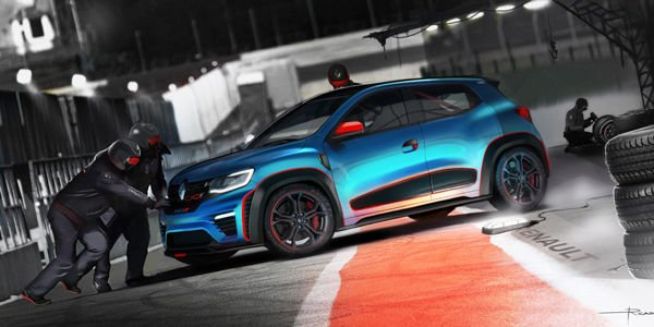 Concepts Renault KWID CLIMBER et KWID RACER