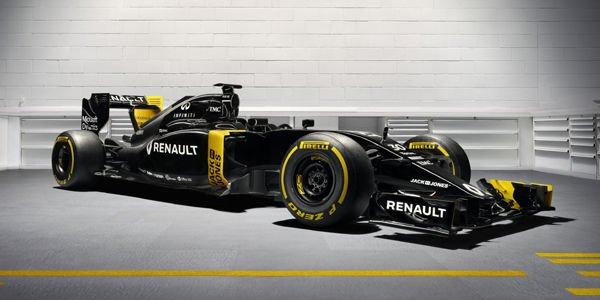 Un programme sportif chargé pour Renault en 2016